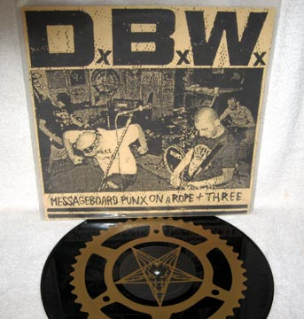 D.B.W. – Message Board Punx On A Rope