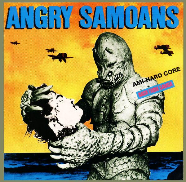 Angry Samoans – Back From Samoa