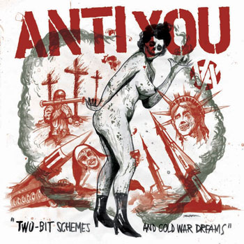 Anti You – Two-Beat Scheme and Col War Dreams