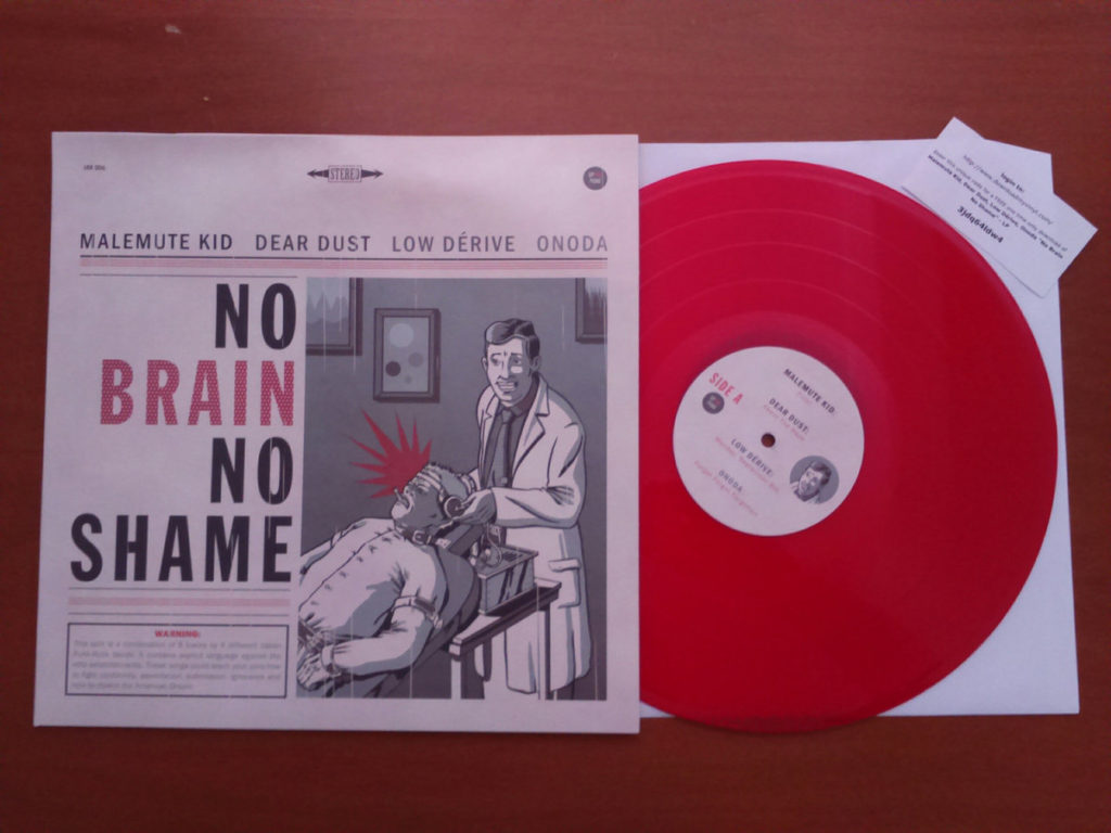 Various – No Brain No Shame