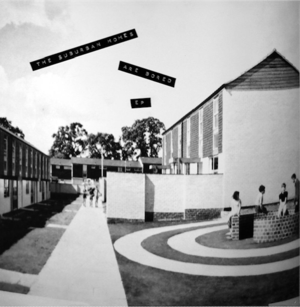 Suburban Home – Are Bored EP