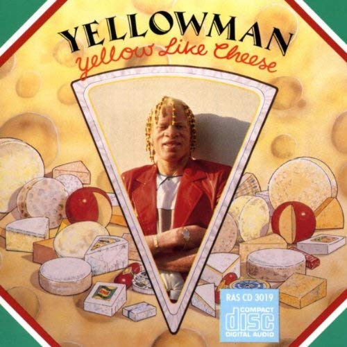 Yellowman – Yellow Like Cheese