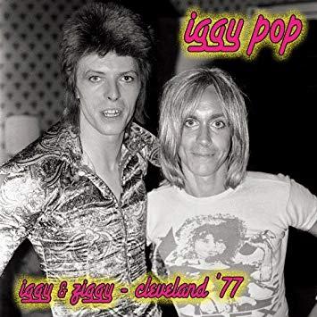 Iggy Pop – Iggy & Ziggy – Cleveland '77