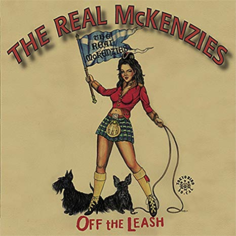 Real McKenzies – Off the Leash