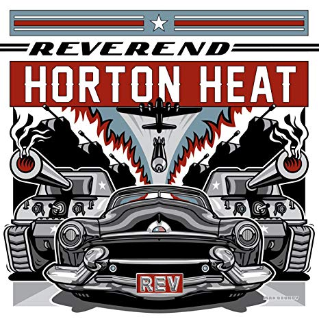 Reverend Horton Heat – Rev