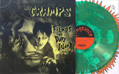 Cramps – Fiends of Dope Island