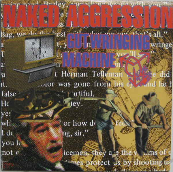 Naked Aggression – Gut Wringing Machine