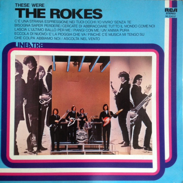 Rokes – These Were The Rokes
