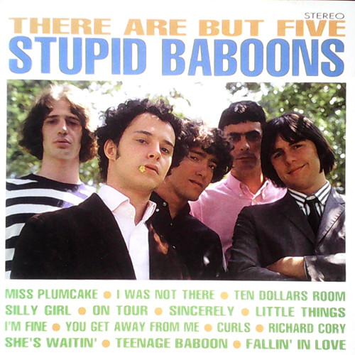 Stupid Baboons – There Are But Five