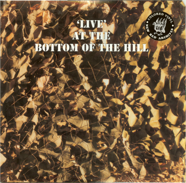 Various – Live at the Bottom of the hill