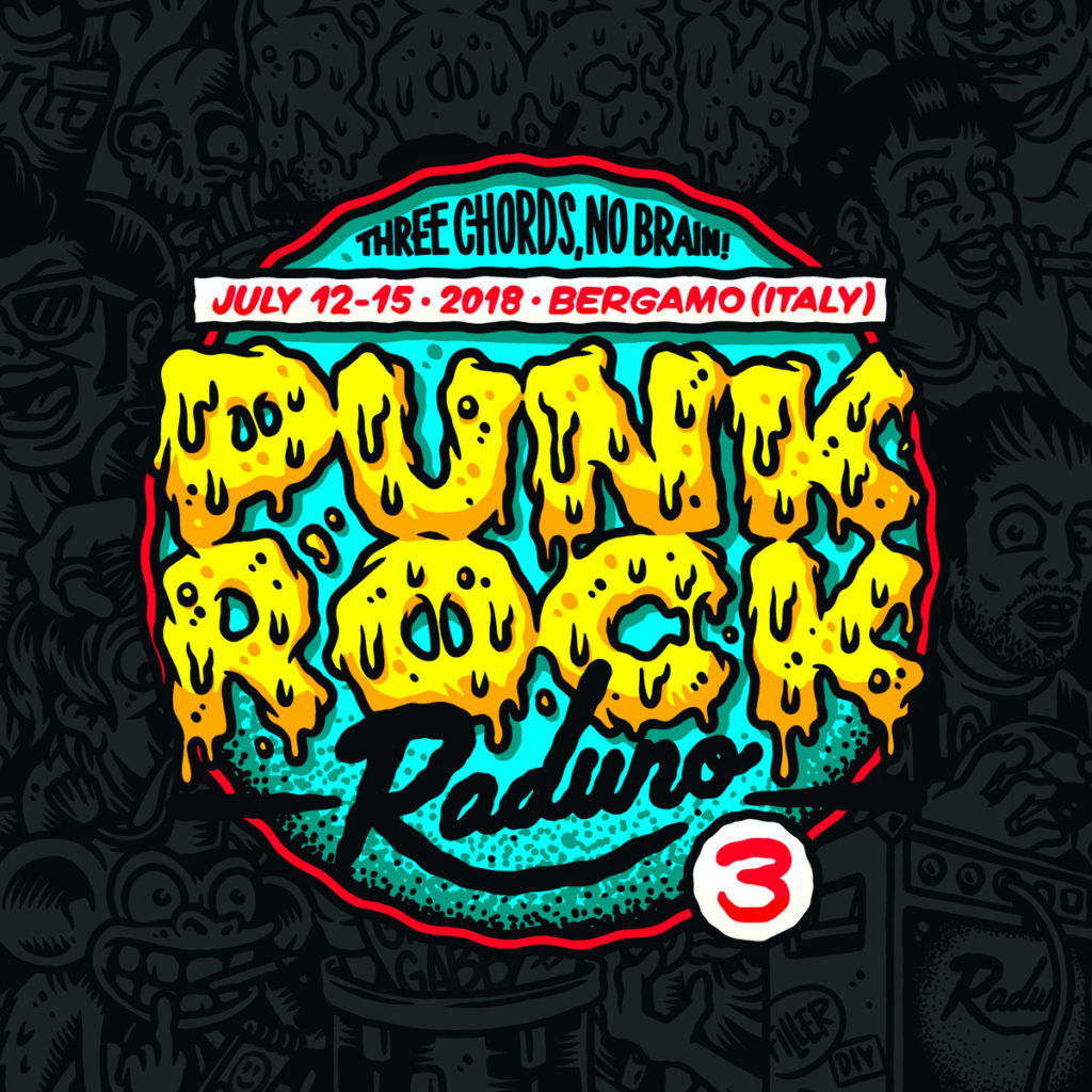 Various – Punk Rock Raduno Vol.3