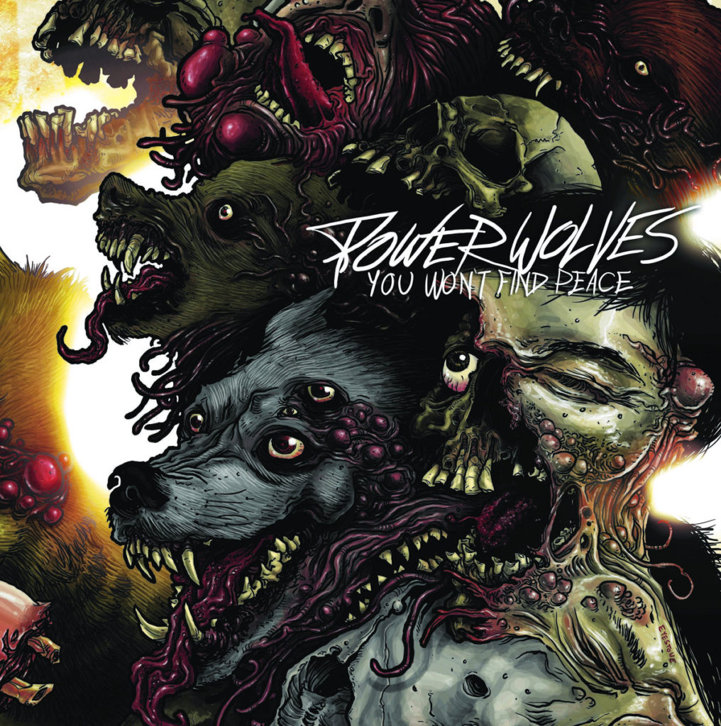Power Wolves – You Won't Find Peace