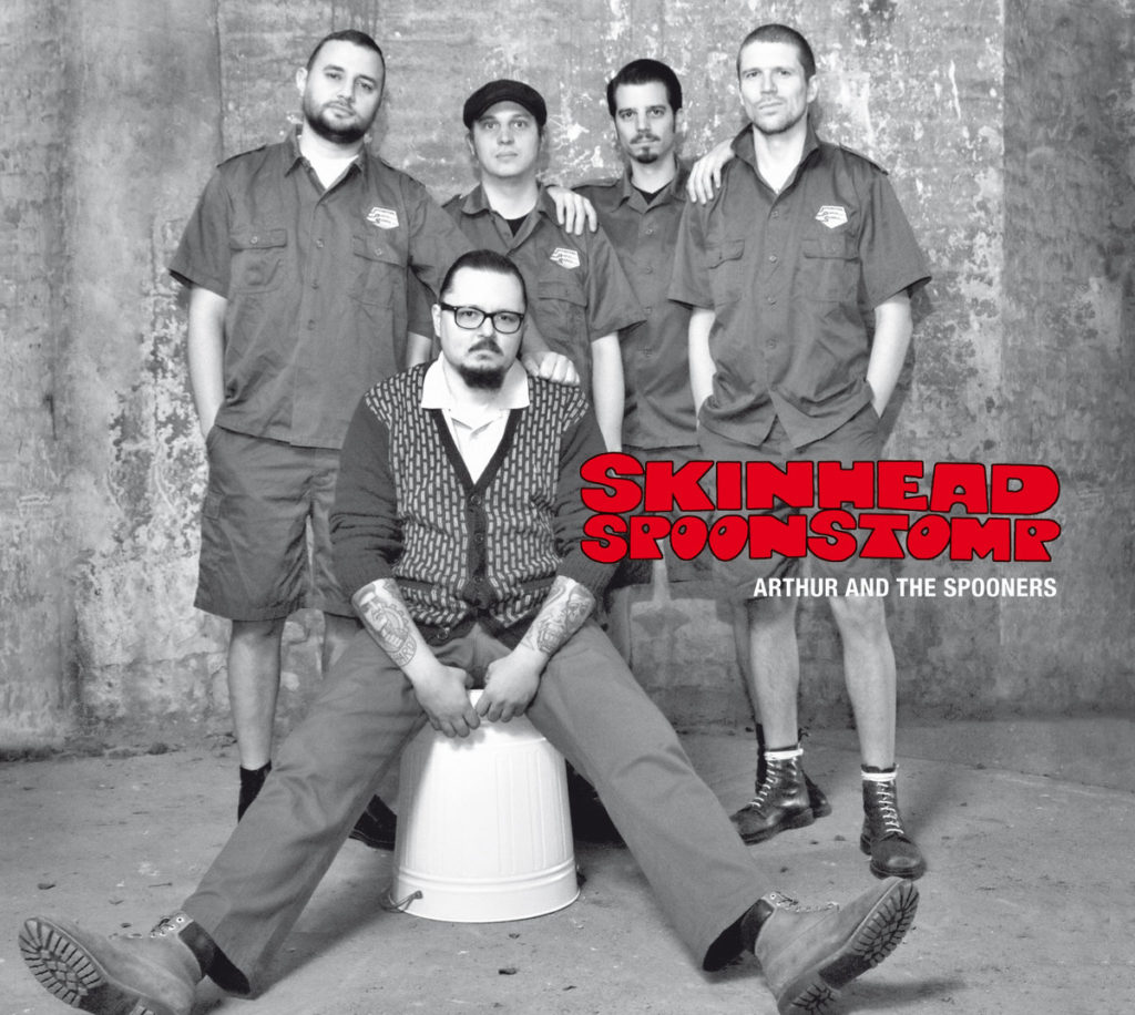 Skinhead Spoonstomp – Arthur  And The Spooner