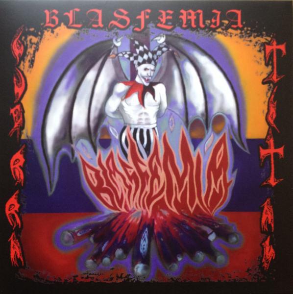 Blasfemia – Guerra Total