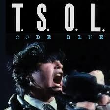T.S.O.L. – Code Blue