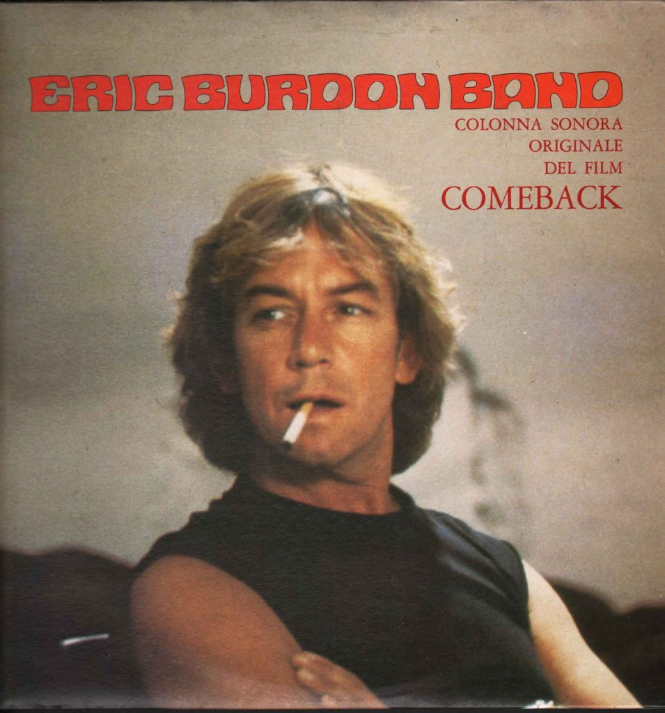 Eric Burdon Band – Colonna Sonora Originale Del Film Comeback