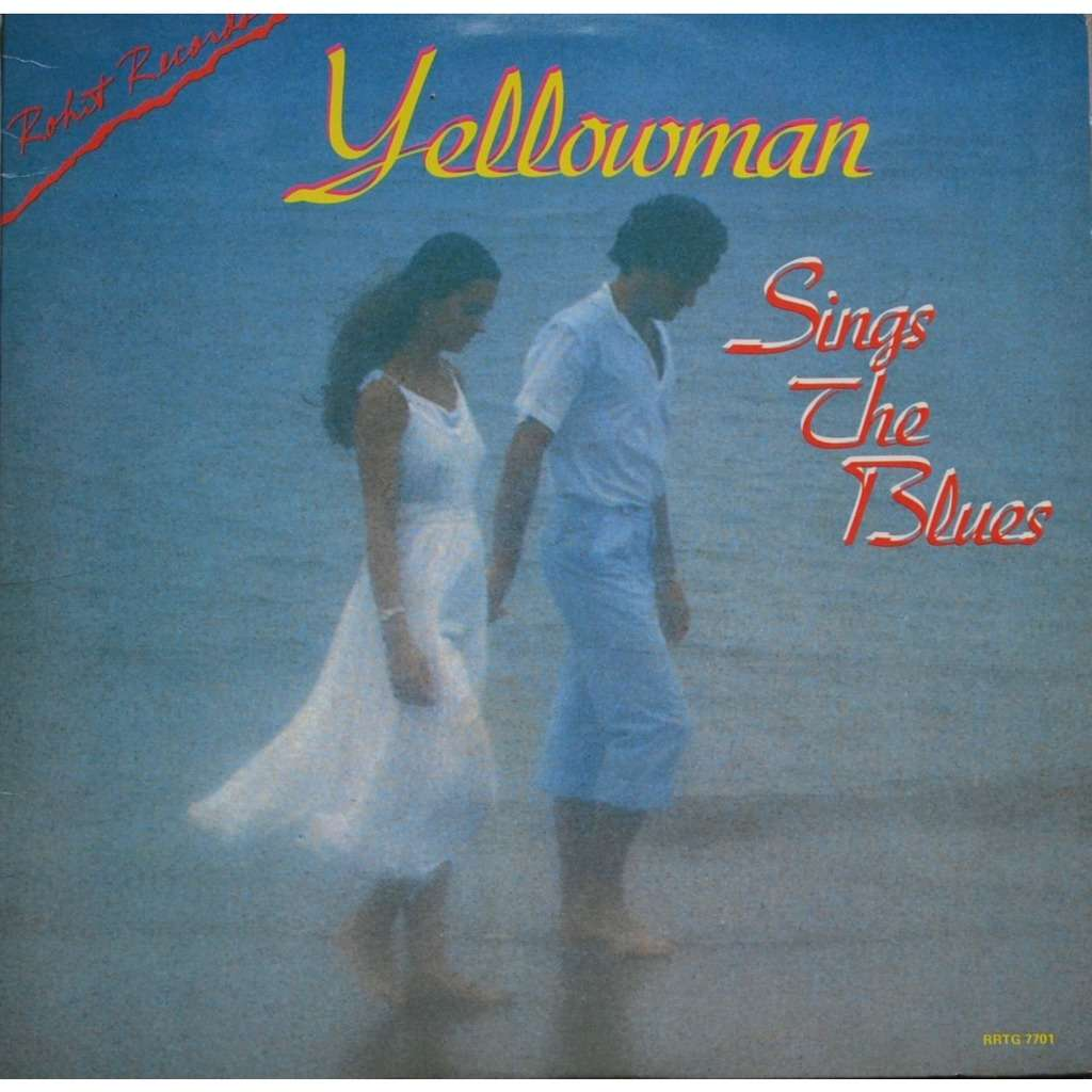 Yellowman – Sings The Blues