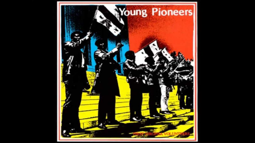 Young Pioneers – First Virginia Volunteers