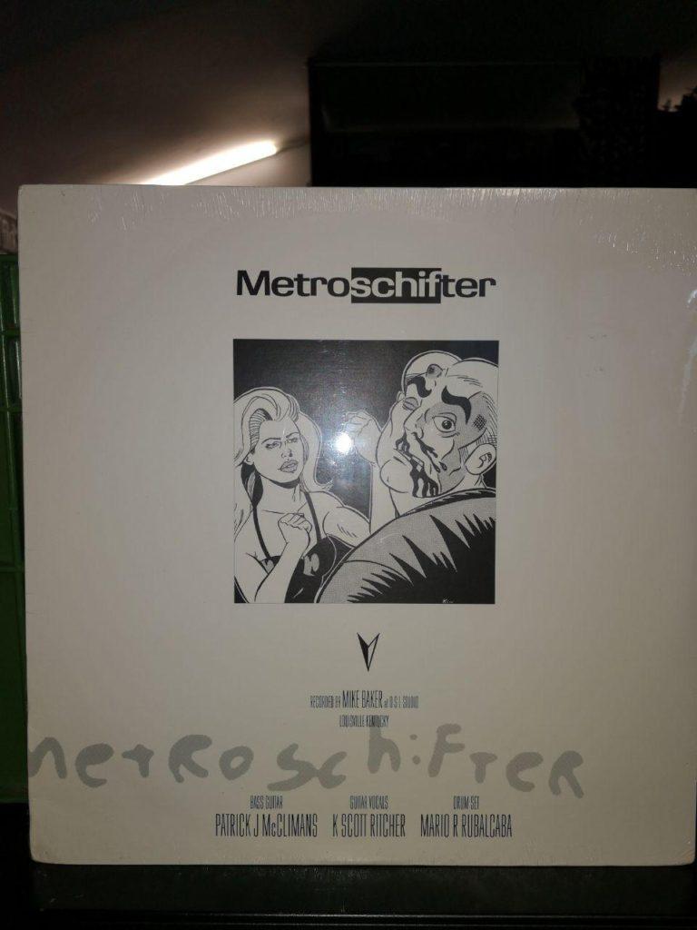 Metroschifter – The Metroschifter Capsule