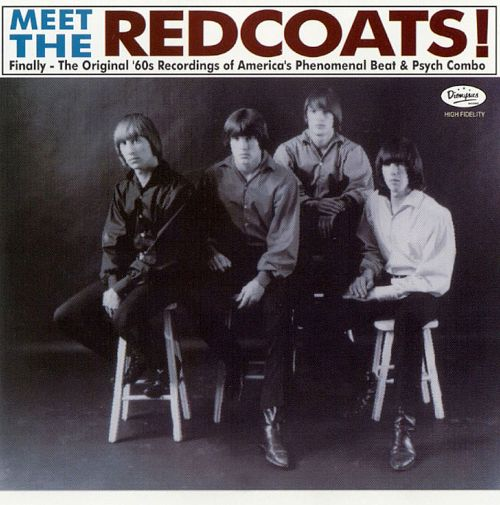Redcoats – Meet The Redcoats!