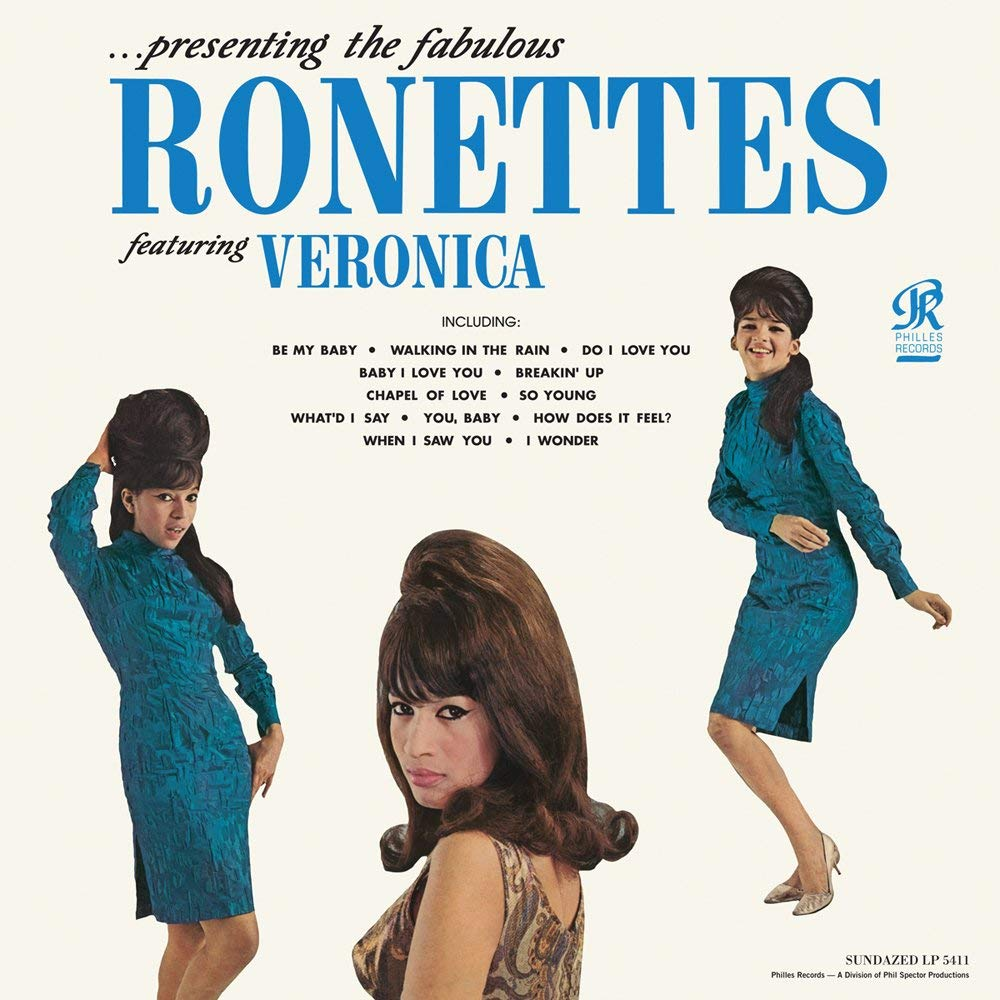 Ronettes Featuring Veronica – …Presenting The Fabulous Ronettes Featuring Veronica