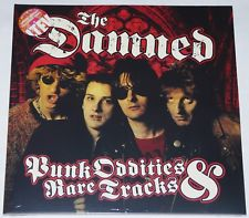 Damned – Punk Oddities & Rare Tracks