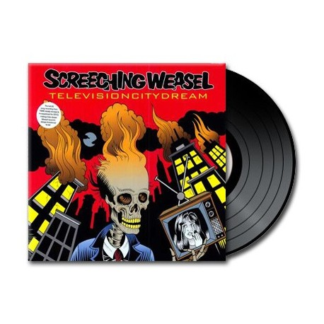 Screeching Weasel – Television City Dream