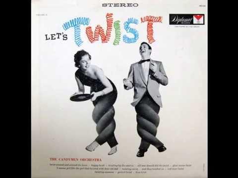 The Candymen Orchestra – Let's Twist Vol. 2