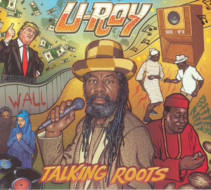 U-Roy – Talking Roots
