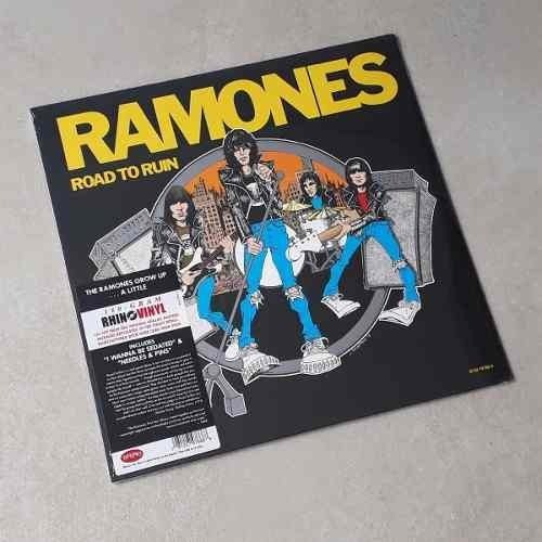 Ramones – Road to Ruin (180g)