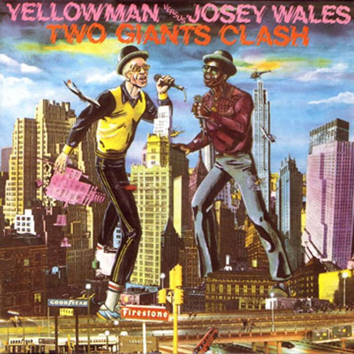 Yellowman Vs Josey Wales – Two Gigants Clash