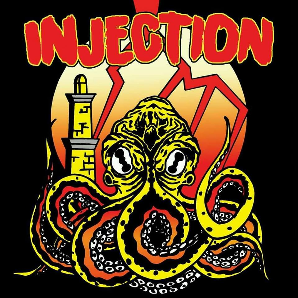 Injection E.P. (cd only)