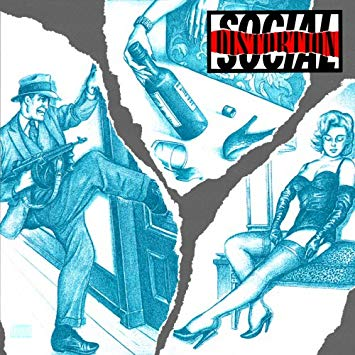 Social Distortion – Social Distortion