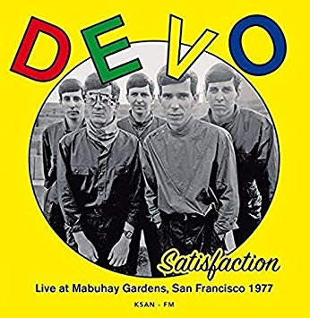 Devo – Satisfaction (live San Francisco)