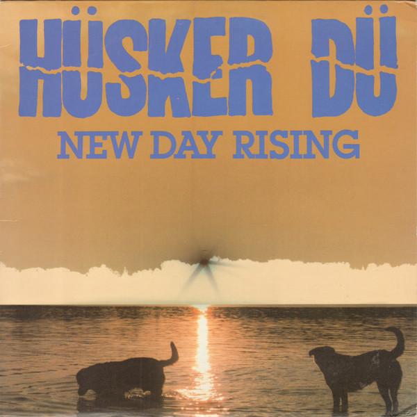 Husker Du – New Day Rising