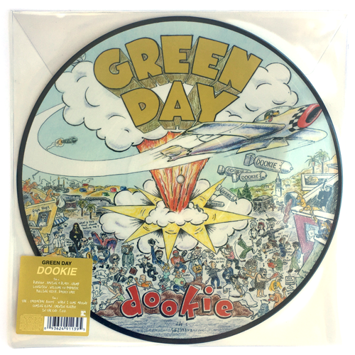 Green Day – Dookie (picture)