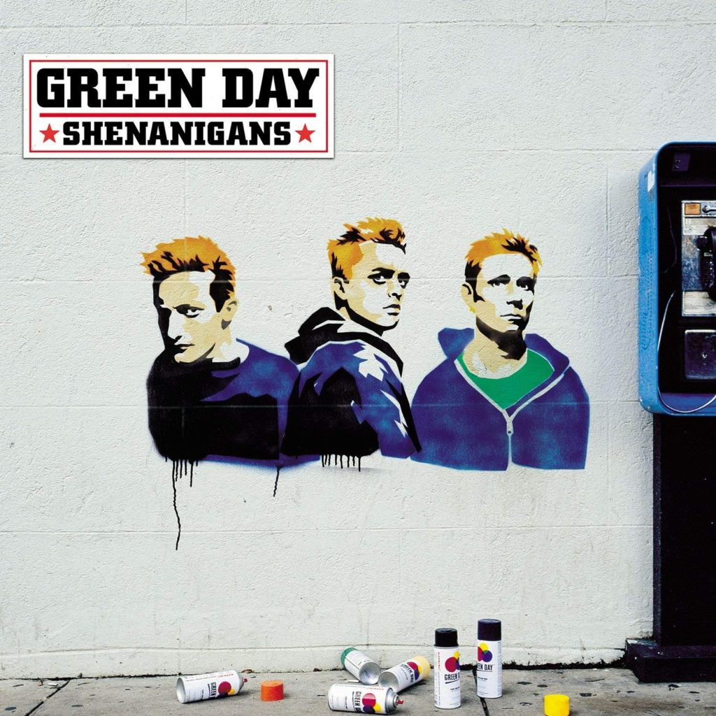 Green Day – Shenanigans