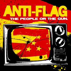 Anti-Flag – The People or the Gun (colored, limited)