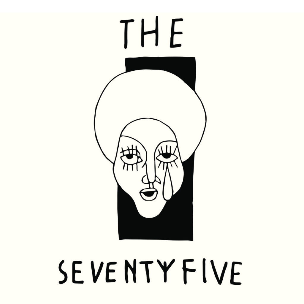 The Seventy5 – EP (solid black)
