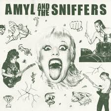 Amyl and the Sniffers – s/t